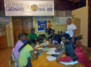 Reunión del Consejo de CNU en La Romana
