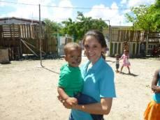 Los niños son la sonrisa de Dios en el mundo