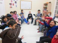 Ikaskide Calasanz: grupo de tiempo libre de ikaskide
