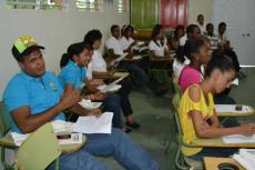 Primera Asamblea de Monitores