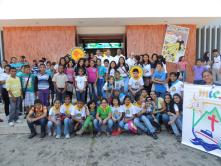 Misa de envío de MIES con Mons. Luis Armando Tineo.