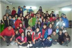 Kaskondoak. 9-12 años