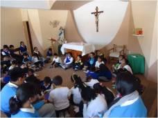 La Oración, parte fundamental de la mística del grupo