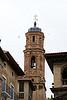 Colegio e Iglesia de los Padres Escolapios. Los padres escolapios llegaron a Alcañiz en 1729 para hacerse cargo del Colegio de San Valero. La actual iglesia de Escolapios, obra del hermano Andrés de la Virgen del Pilar, se inició en 1770,