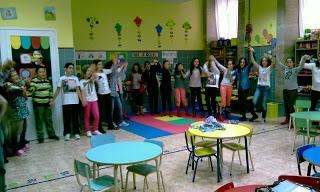 Monforte Grupos Calasanz 5º - 6º