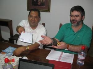 Suárez, Emmanuel 140318 carta Mov Calasanz