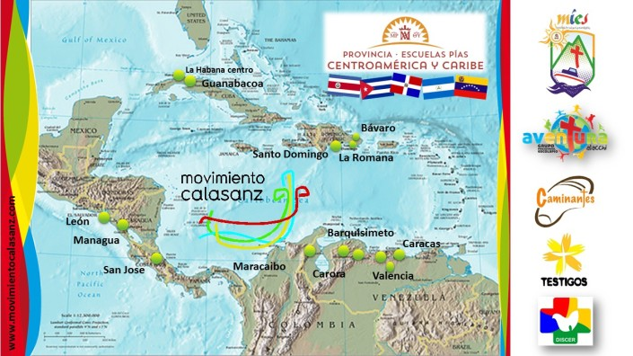 movimiento calasanz-centroamerica-caribe