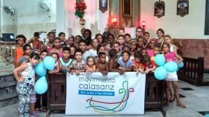Fiesta de San José de Calasanz